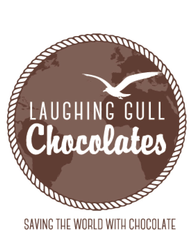 laughing gull logo no location white brown, transparent.jpg