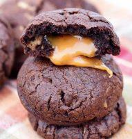 Athletic Protein Caramel Stuffed Chocolate Cookie.jpg