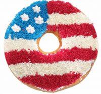 McDaffa's Donut Cake Fourth of July.jpg