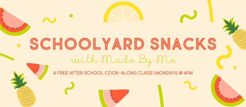 livestream-announcment-of-schoolyard-snacks-